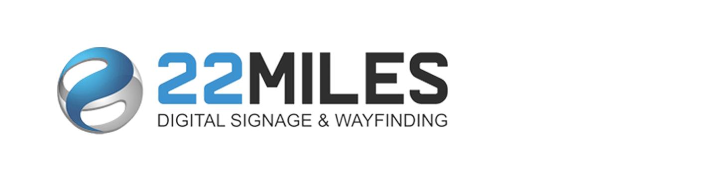 22miles logo